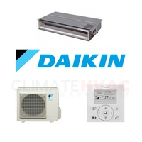 Daikin FDXS25 2.4kW Standard 1 Phase Ducted System