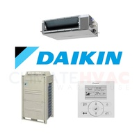 Daikin FDYQ180LC-TAY 18.0kW Premium 3 Phase Heating Focus Ducted System