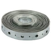 Metal Perforated Strapping 15M Roll