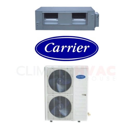Carrier High Static HDV165 16.5kW Ducted System